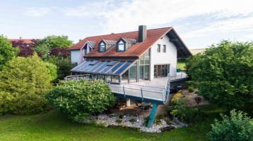 Fischers Fritz rufts laut heraus: Einfach super dieses Haus! Einfamilienhaus mit ELW in Diebach