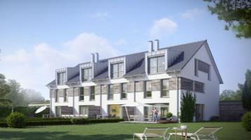 Neubau Architekten-Reihenhaus in Pettendorf mit überzeugendem Raumkonzept in KfW 55 EE Effiziensbauweise - sichern Sie sich 26.250 € Tilgungszus