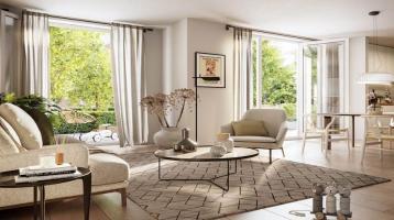 3-Zimmer-Wohnung mit Balkon, ideal für Paare und Familien