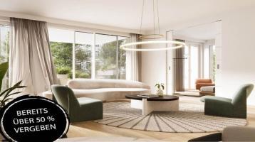 Exklusive 2-Zimmer-Wohnung mit Smart-Home-System und Designerbad