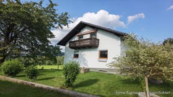 """Einfamilienwohnhaus in """"Naturlage"""" im Bayerischem Wald bei Achslach"""