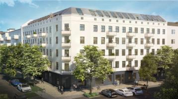 Helle 4-Zimmer-Dachgeschosswohnung mit Ausblick auf den Stephanplatz
