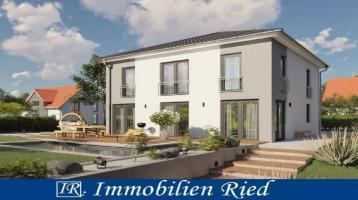 Landliebhaber gesucht! Neubau eines großzügigen EFH auf großem Grundstück in Aiglsbach/OT Berghausen