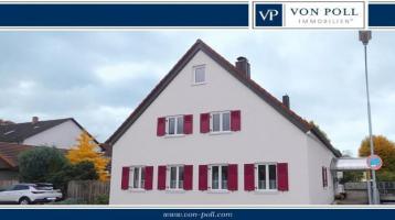 Großzügige Doppelhaushälfte: zentrale Lage in Lauingen