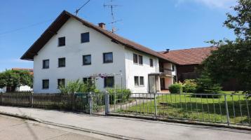 # Ehemaliges Bauernhaus - Wohnen in idyllischer Ortsrandlage in Haupeltshofen #