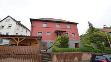 Einfamilienhaus mit kleinem Garten in Kulmbach-Burghaig