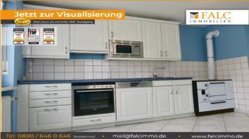 Wohnhaus mit 2 Wohnungen sucht glückliche Familie. Mehr-Generationen-Haus, Garten & separate Halle.
