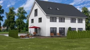 Wohnen und wohlfühlen - Doppelhaushälften in Olching