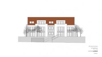 Für Bauträger ! Grundstück mit Abrisshaus und Bau-Vor-Anfrage + Planung ! 6 ETW mit ca.460m² !