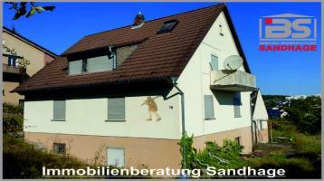 2 IN EINEM - Haus mit direkt angrenzenden Baugrundstück in Höchberg