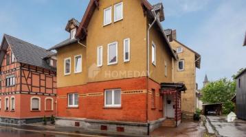 Vermietetes Mehrfamilienhaus in zentraler Lage von Neustadt bei Coburg
