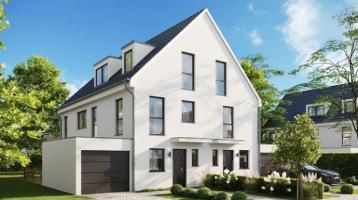 Neubau, 6-Zimmer, 2-Bäder, Garten, weniger als 5min. zur S-Bahn...