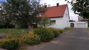 Zweifamilienhaus in ruhiger Lage in Schwabach