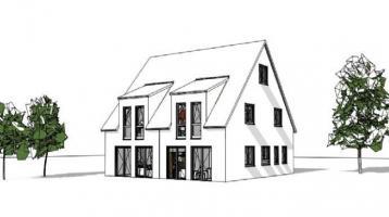 Modernes Kfw 55 - EE Doppelhaus   Neubau direkt in Leinburg  