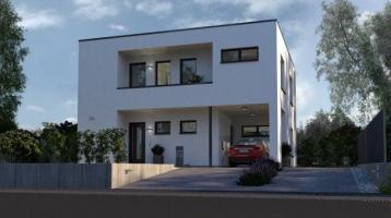 Reduktion trifft Funktion:Zeitlose Ästhetik im Bauhausstil - Besichtigung des Haustyps nach Absprache möglich