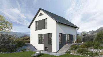 Ideal für Hanglage - Ein Heim für die ganze Familie mit Wohnkeller