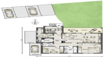Gepflegtes Mehrfamilienhaus, Kapitalanlage mit 331m2 Wohnfläche, komplett vermietet, nur 3 Wohnungen