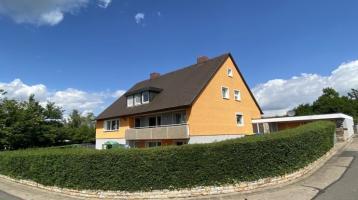 Dreifamilienhaus in Toplage mit großem Garten