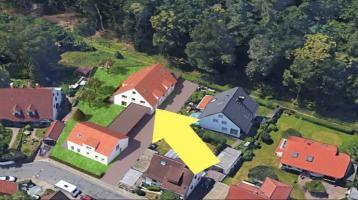 Neubau eines KFW 55-Doppelhauses in Nürnberg-Moorenbrunn mit sehr vielen Extras