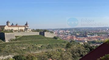...stadtnahe Villa im Grünen am Festungsberg mit 3 Wohnungen mit Stadtsicht und Garage...