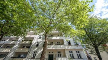 Sonnige Altbauwohnung mit Balkon in Steglitz: Perfekt für Familien*VERMIETET*