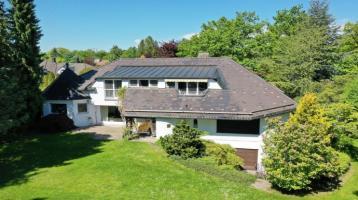 Herrschaftliche Villa in TOP Lage in Krailling mit luxuriösem Indoorpool - Mindestkaufpreis 4,5 Mio. EURO