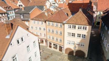 Historisches Wohn- und Geschäftshaus direkt an der Morizkirche