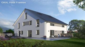 modernes Doppelhaus mit schönen Garten in Hilpoltstein nähe Zentrum und Altstadt