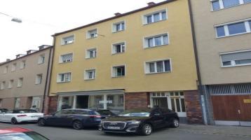 Renditehaus mit 12 Einheiten in Nürnberg