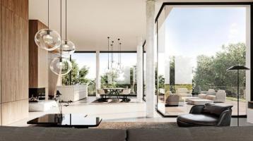 Luxuriöses Penthouse in Architektur-Unikat