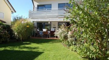 Gepflegte Doppelhaushälfte mit sonnigem Garten in München-Waldtrudering!