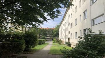 Interessant für Kapitalanleger: vermietete 2-Zimmer-Wohnung in Wilhelmstadt