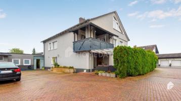 Einziehen und Wohlfühlen - Ansprechendes Einfamilienhaus mit Garten, Terrasse, Balkon und Garage