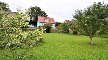 großer Garten mit EFH sucht neue Eigentümer