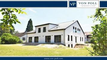 Gehobenes 2-Familienhaus, 1.485 m² Grund, 12 Zi., 6 Bäder