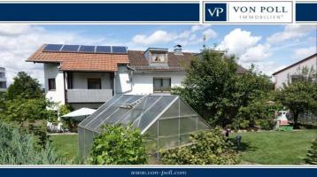 Würzburg: Modernisiertes, gepflegtes Zwei-Familienhaus mit schönem Garten und Extras