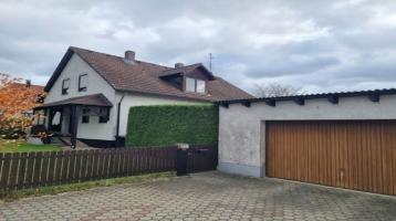 Großes Einfamilienhaus in Sengenthal/ Reichertshofen