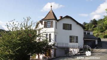 BERK Immobilien - Charmante Seltenheit mit seperater Einliegerwohnung in beliebter Lage von Amorbach
