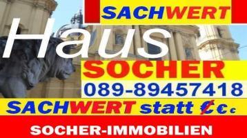 Im Alleinauftrag: Neubau Zweifamilienhaus in Gilching, in guter Wohnlage, Ziegel-Massivhaus, Solar. 10 Zimmer, 4 Bäder. Bald fertig.